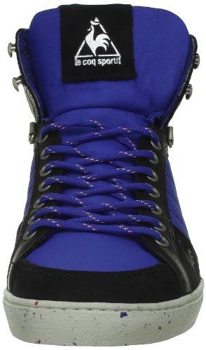 Le Coq Sportif - Zapatillas de tela para hombre Azul (Bleu (Olympian Blue/Fiery))