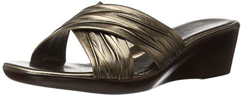 Wedge Sandal Pearl Italian Bras 168m Women's Shoemakers qAwx6xa7H