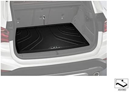 BMW Genuine Fitted Luggage Compartment Floor Mat 51472407172