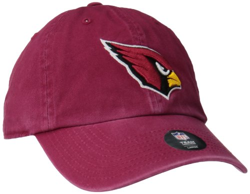 - NFL Arizona Cardinals Franchise Fitted Hat, Dark Red, Small