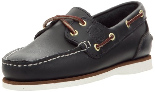Amherst Shoe (Timberland Women's Amherst Boat Shoe,Boat Navy,7 W US)
