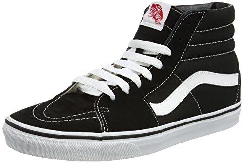 Vans Core Black White Men's Hi Black Tm Classics Sk8 q6qgB