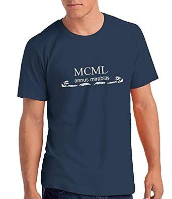 Da Londra Camiseta para Hombre Annus Mirabilis 1947