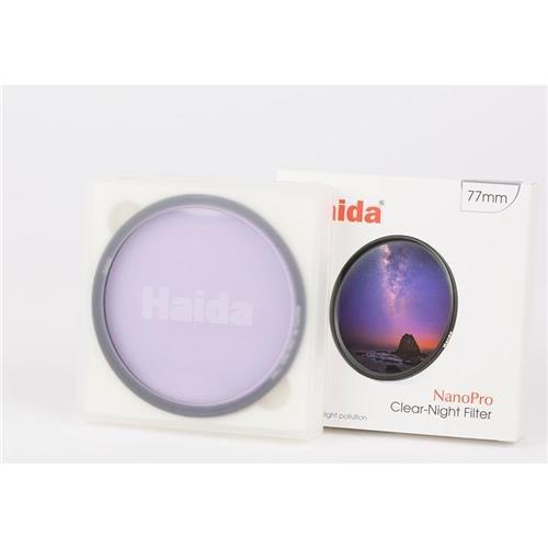 Haida Slim Nano Pro MC Clear Night filtro/ /72/mm