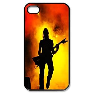 C-Y-F-CASE DIY Design Rock and Roll Pattern Phone Case For Iphone 4/4s hjbrhga1544