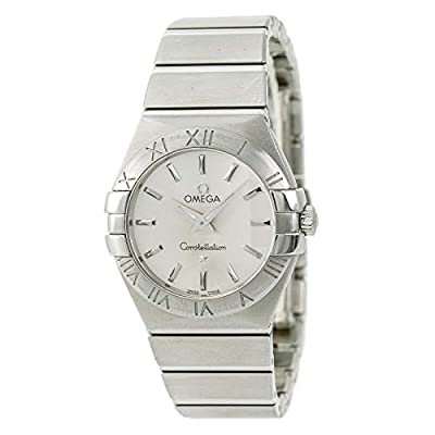 Omega Constellation Analog-Quartz Female Watch 123.10.27.60.02.001 (Certified Pre-Owned) from Omega