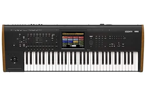 Review Of Korg KRONOS2 61 Key (KRONOS6)