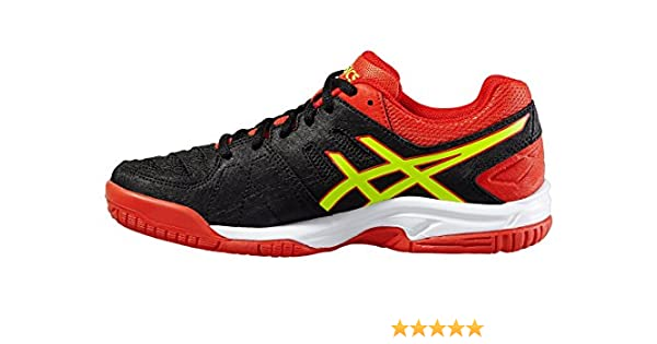 ASICS - Gel Padel Pro 3 GS, Color Negro, Talla EU 37: Amazon.es ...