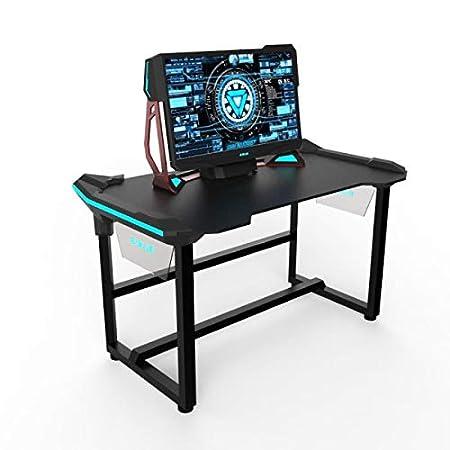 E-Blue EGT536BKAA-IA - Escritorio de jugador para gaming y sport ...