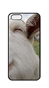TUTU158600 Design Phone Protective Cover phone case iphone 5s for boys - closeup goat