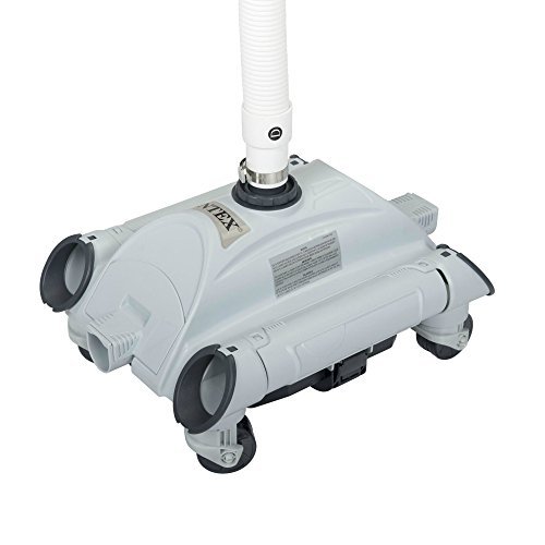 Intex Auto Pool Cleaner - Intex Pool Vacuum