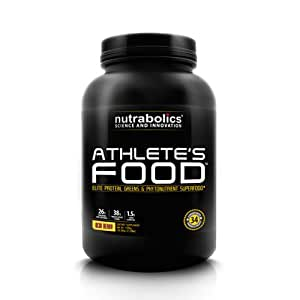 Nutrabolics Athlete's Food - 2.38 Lbs. - Acai Berry