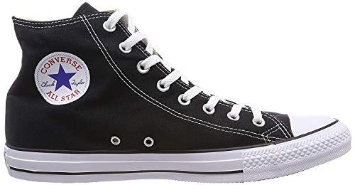 bianco Uomo Nero Converse Sneaker Nero aCxPw6Z