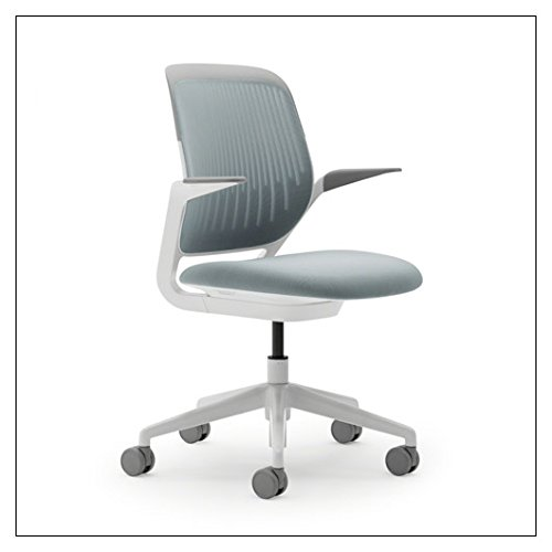 Steelcase Cobi Office Chair: Arms with Soft Arm Caps – Standard Carpet Casters Review