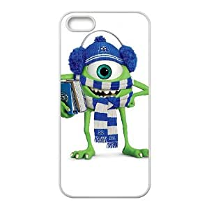iPhone 5 5s Cell Phone Case White Monsters, Inc Phone Case Cover Back Durable XPDSUNTR32484
