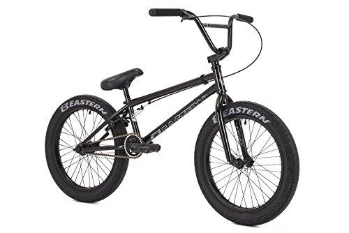 Eastern Bikes BMX Bike | 2018 Eastern Nagas | Black
