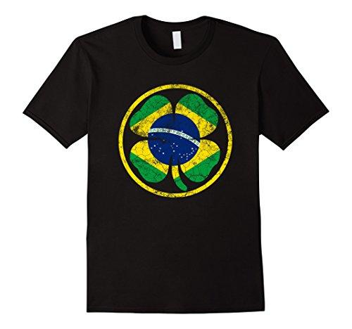Irish Brazilian Flag - 8