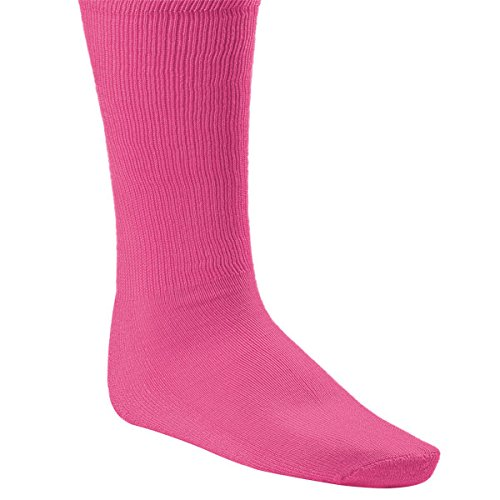 ChampionスポーツRhinoすべてのスポーツソックス B01JC0GE5I Size 2 ピンク ピンク Size 2
