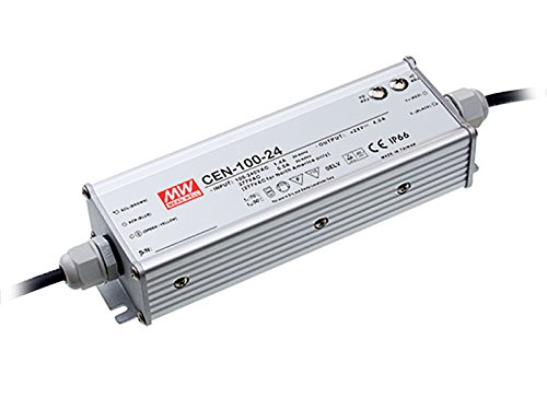 MEAN WELL CEN-100-36 100 W Single Output 2.65 A 36 Vdc Max Short Circuit Protection LED Power Supply - 1 item(s)