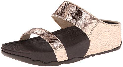 e4eec7c30 FitFlop Women s Lulu Lustra Slide Dress Sandal - Buy Online in Oman ...