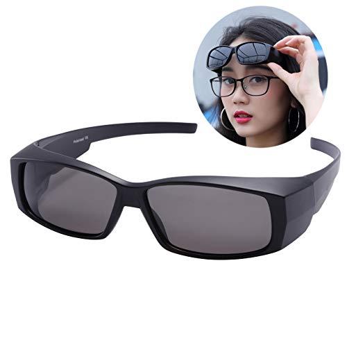 ad571e6f32d O-LET Over Prescription Glasses Sunglasses Polarized Fit For Men Women Rx  Unisex