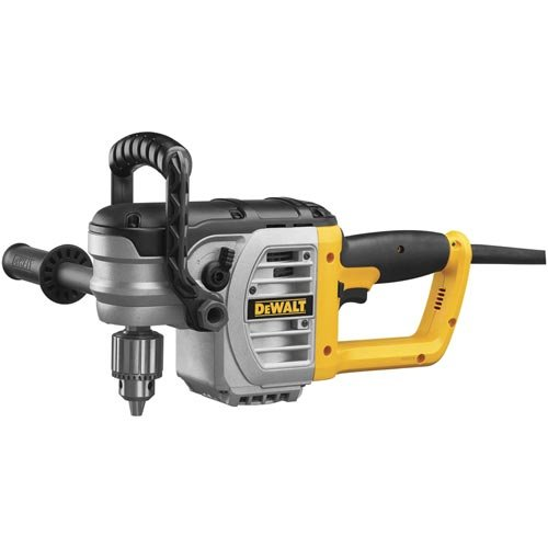 - DEWALT DWD460 11 Amp 1/2-Inch Right Angle Stud and Joist Drill with Bind-Up Control