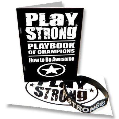 PLAYBOOK Champions Inspiration Mini Playbook AllProfitsToHelpKids product image