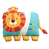 Milo & Gabby the Original Kids Animal Pillowcase, Rony Lion