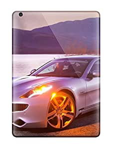 Ipad Case - Tpu Case Protective For Ipad Air- Fisker