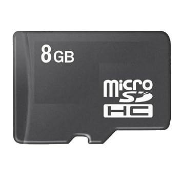 Acce2S-Tarjeta de memoria MicroSD HC de 8 GB para SAMSUNG ...