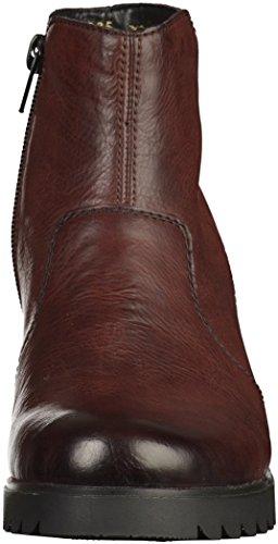Ankle Men's Sandro Bordeaux Rieker Strap qf07nx4