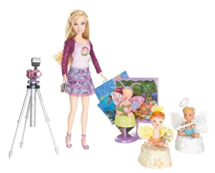 Baby Photographer Barbie