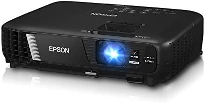 Epson EX7240 Pro WXGA 3LCD Projector Pro Wireless, 3200 Lumens Color Brightness (Renewed)