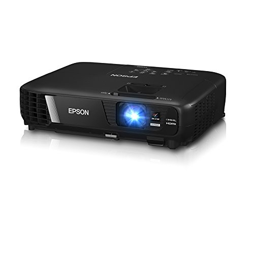Epson EX7240 Pro WXGA 3LCD Projector Pro Wireless, 3200 Lumens Color Brightness (Certified Refurbished)