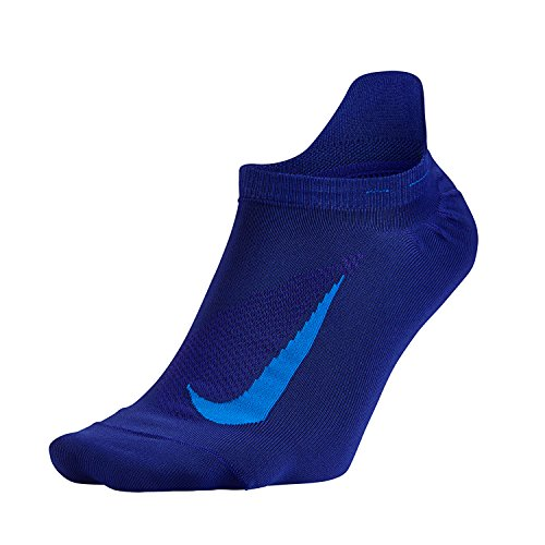 Nike Men's U Nk Elt Ltwt Ns Socks blue 5uX2I