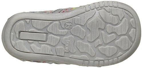 GBB Milla - Zapatos de primeros pasos Bebé-Niños Multicolor - Multicolore (18 Vtc Gris Clair/Mosaic Dpf/Kezia)
