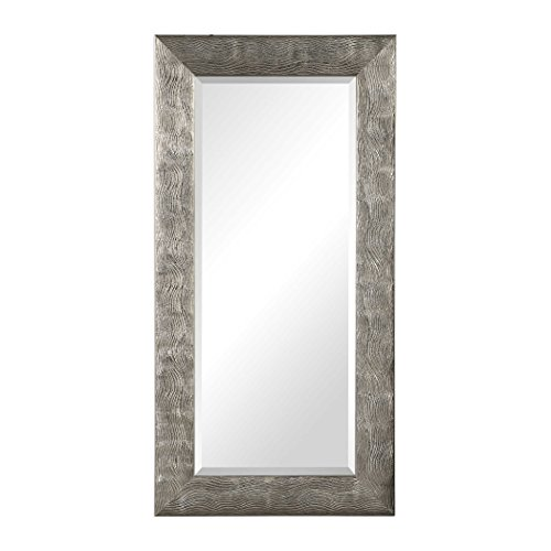 Uttermost Wall Mirror in Metallic Silver