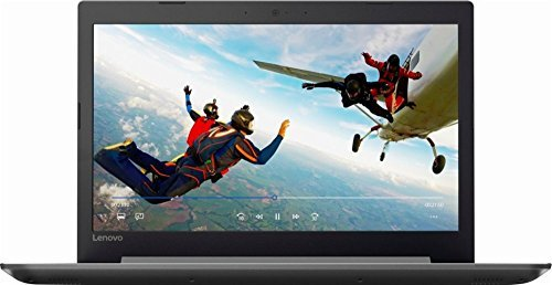 2017 Lenovo 320-15ABR 15.6'' HD Widescreen LED backlight Laptop PC, AMD A12-9720P Quad-Core 2.7 GHz, 8GB DDR4 RAM, 1TB HDD, DVD, WIFI, Bluetooth, HDMI, AMD Radeon R7, Windows 10, Platinum Gray by Lenovo