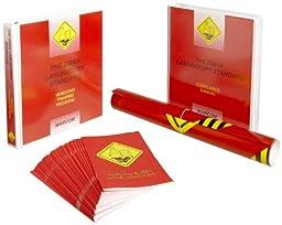 Marcom K000LAS9EO OSHA Laboratory Standard DVD Format Kit