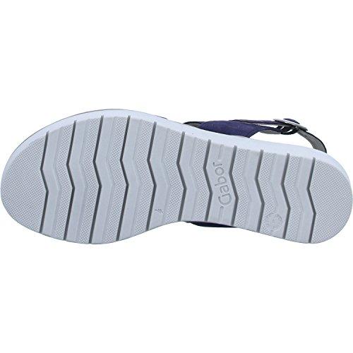 Gabor Damer Grundlæggende Strappy Sandaler Bluette RzbqPa