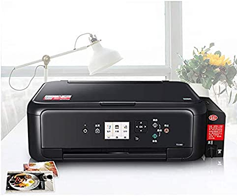 ZP-Printer Impresora De Inyección De Tinta En Color Copiadora ...