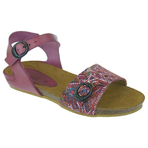 ShangYi Sandaletten für Damen Damenschuhe-Sandalen-Outddor / Kleid / Lässig-Lackleder-Flacher Absatz-Zehenfrei-Blau / Rosa / Grau / Beige , beige-us6 / eu36 / uk4 / cn36 , beige-us6 / eu36 / uk4 / cn3