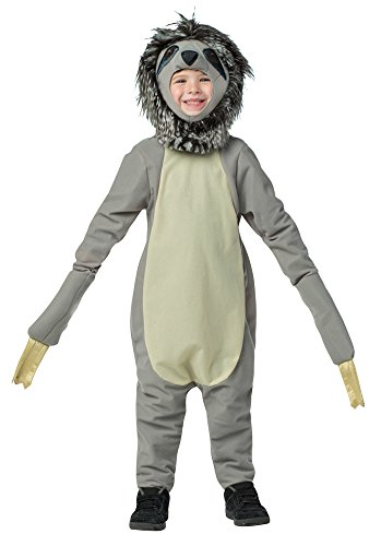 BESTPR1CE Toddler Halloween Costume- Sloth Toddler Costume 3T-4T ()