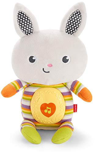 (Fisher-Price Tiny Garden Sweet Sounds Bunny,)