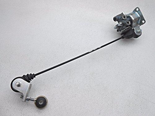 PlanetIsuzoo com (Isuzu SUV Club) • View topic - Brake Dash