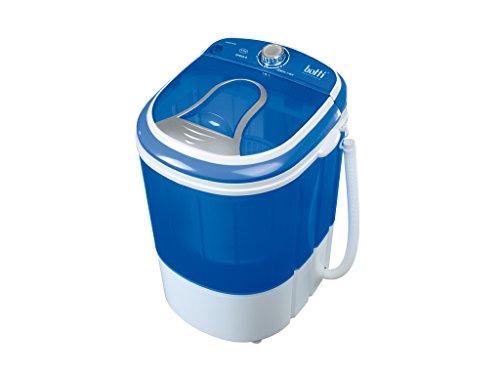 Mini Waschmaschine Campingwaschmaschine 190 Watt, Volumen 3KG, 15 Min. Waschprogramm PM100