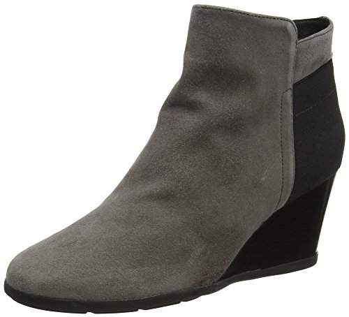 Inspiration Femme chestnut Bottes Wedge Marron Geox D C 7P5PTq