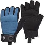 Black Diamond Crag Half Finger Gloves - SS21