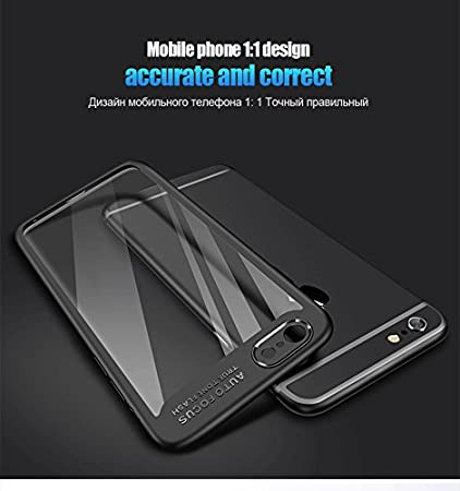buy online bb090 33098 BIGZOOK Autofocus Ultra-thin 3 in 1 Magnum Series Auto Focus Electroplate  Fiber Hard Plastic Back and Soft Corner Cover for iPhone 6/6S (2017 Launch,  ...