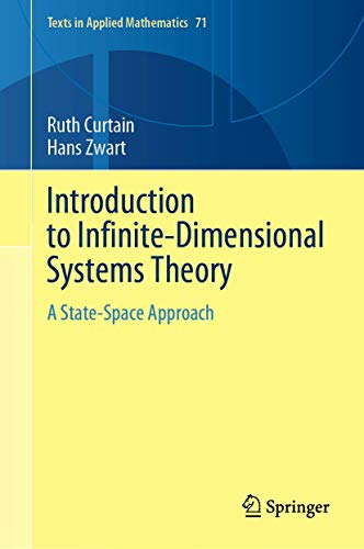 Introduction To Infinite-dimensional Systems Theory A State-space Approach (texts In Applied Mathematics (71)) [Curtain, R] (Tapa Dura)